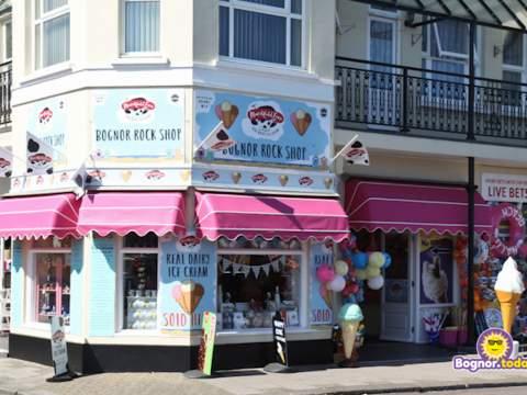 Bognor Rock Shop
