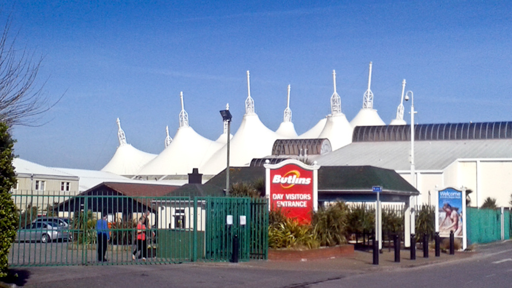 Butlins Day Visitors