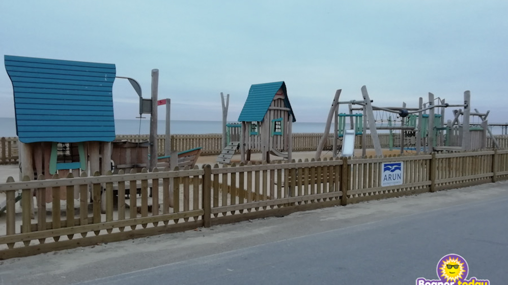 Beach Play Park Area