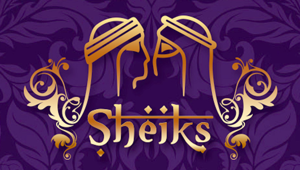 Sheiks Night Club Logo