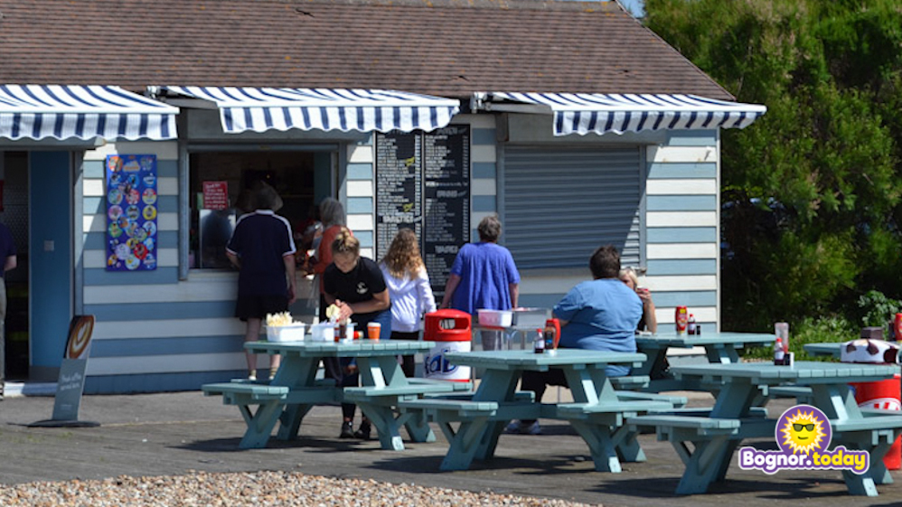 Aldwick Beach Café