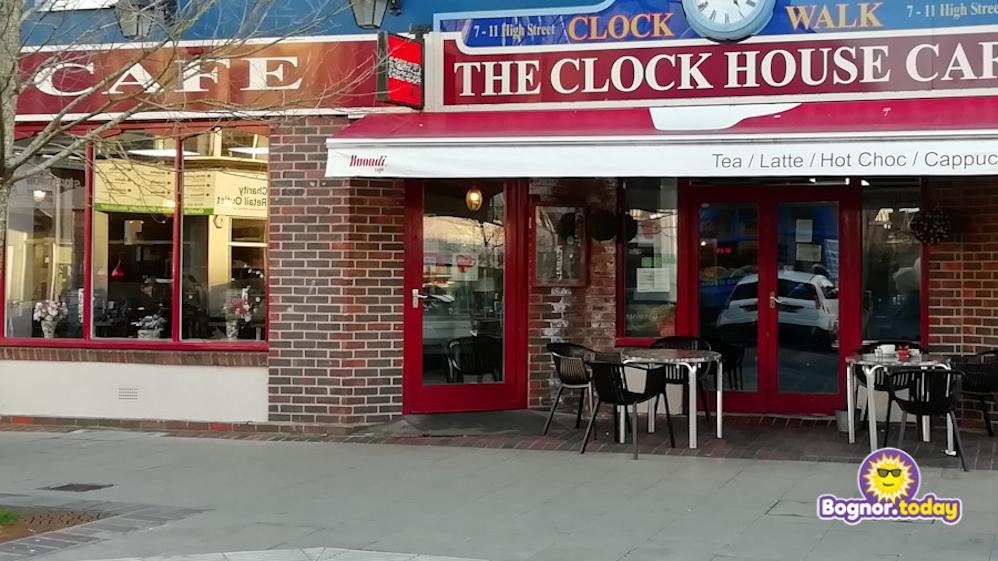 Clock House Café