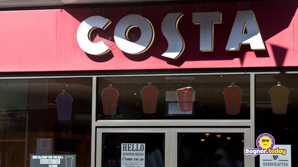 Costa Coffee London Road