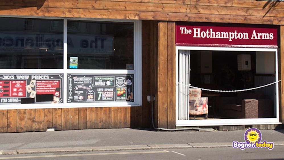 The Hothampton Arms