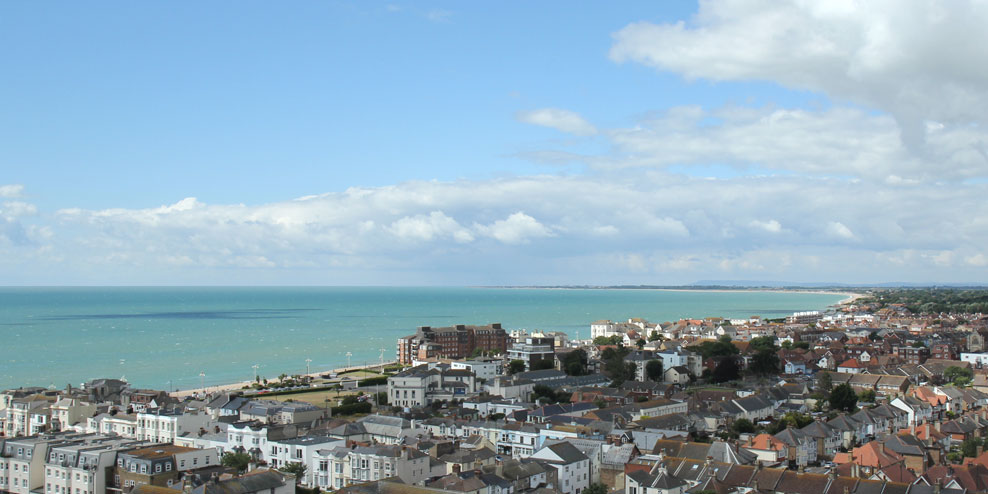 Bognor Regis Beach View