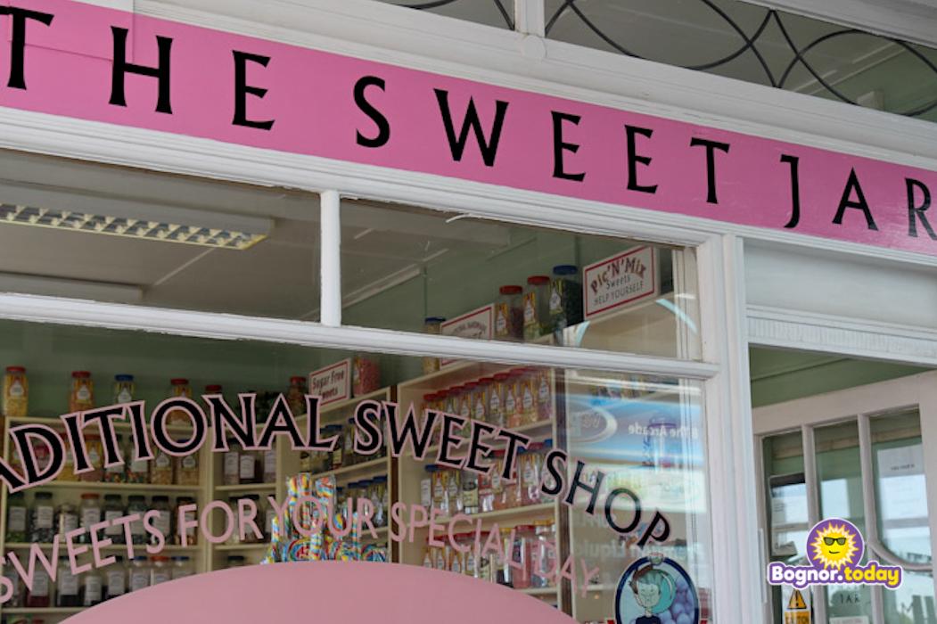 The Sweet Jar