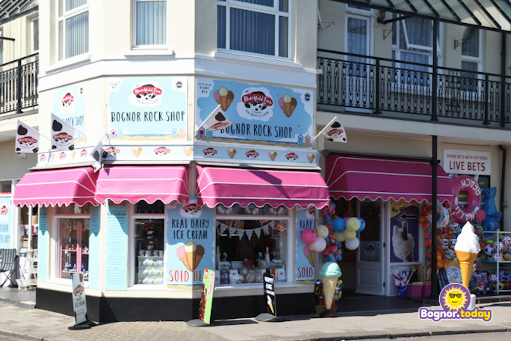Bognor Rock Shop