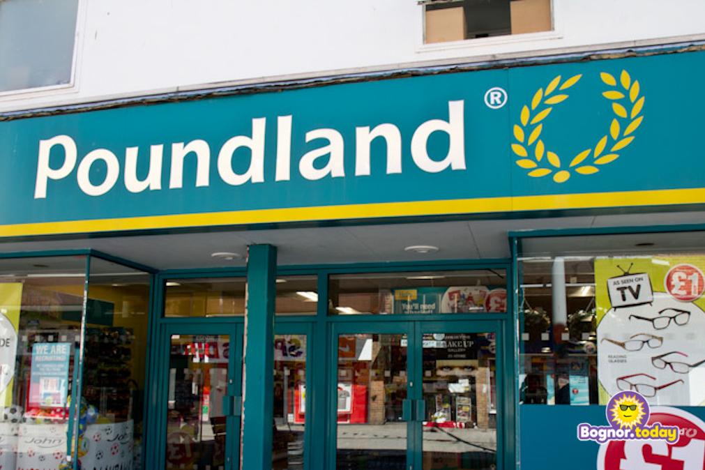 Poundland Bognor Regis