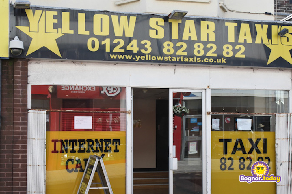 Yellow Star Taxis