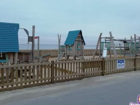 Beach Play Park Area