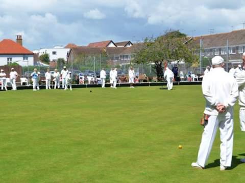 Swansea Gardens Bowls