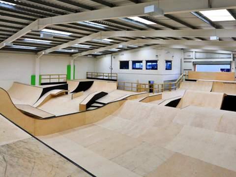 The Base Skateboard Park