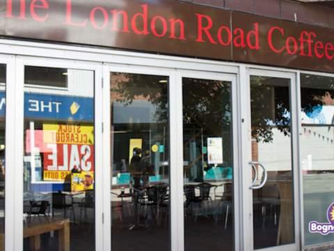 London Road Coffee Shop