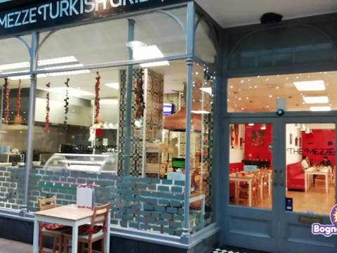 The Mezze Turkish Grill Bar & Restaurant