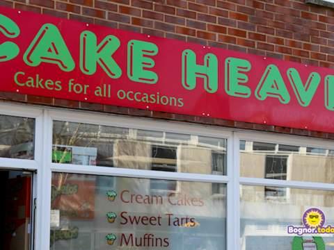 Cake Heaven