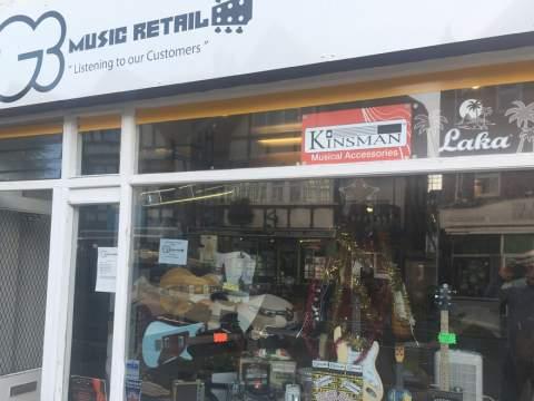GB Music Retail