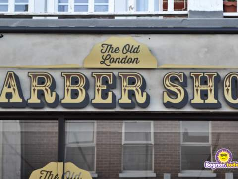 The Old London Barbers Shop