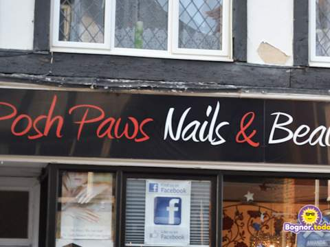 Posh Paws Nails & Beauty