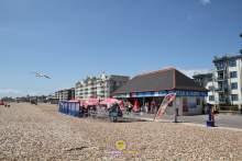East beach concession