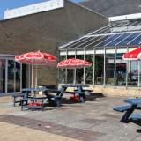Regis Centre cafe