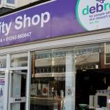 DEBRA Charity shop