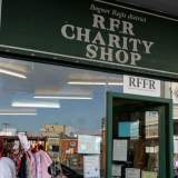 Relief Fund For Romania Charity shop