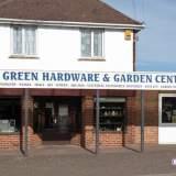 Rose Green Hardware