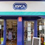 R.S.P.C.A Charity Shop