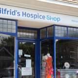 St Wilfrid's Hospice Charity Shop Felpham