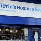 St Wilfrid's Hospice Shop